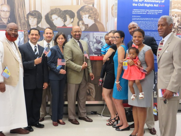 PCHR, Farmer family celebrate civil rights