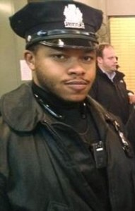 Officer Robert Wilson III. Photo courtesy of the Philadelphia Police Department.