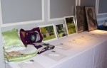 This year's event featured a host of goodies in the silent auction, from a luxury beach house to fine dining certificates to original home decor designs and prints by local artists.