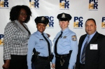 Some of Philadelphia's finest in blue were among the 2015 PCHR Community Excellence Award recipients -- proof that police-community relations flourish in positive ways in many neighborhoods.